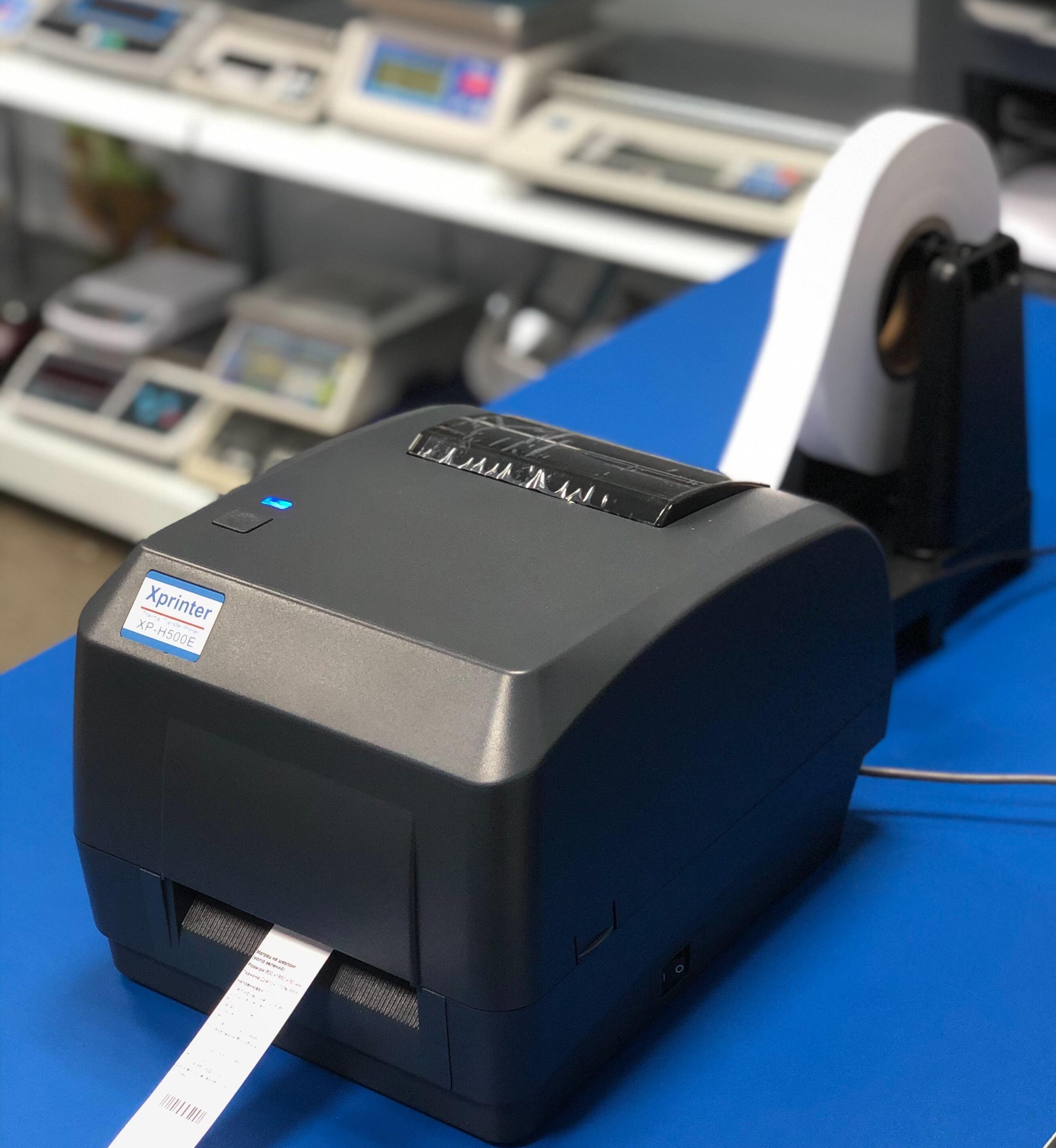 Термотрансферный принтер начального класса для печати на ткани