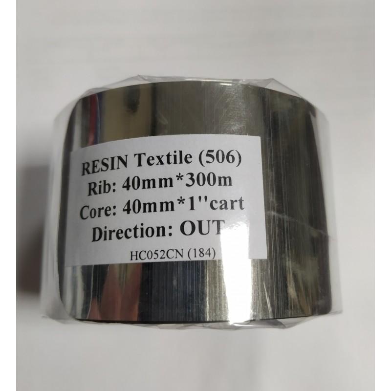 РHиббон для печати на тканевых лентах