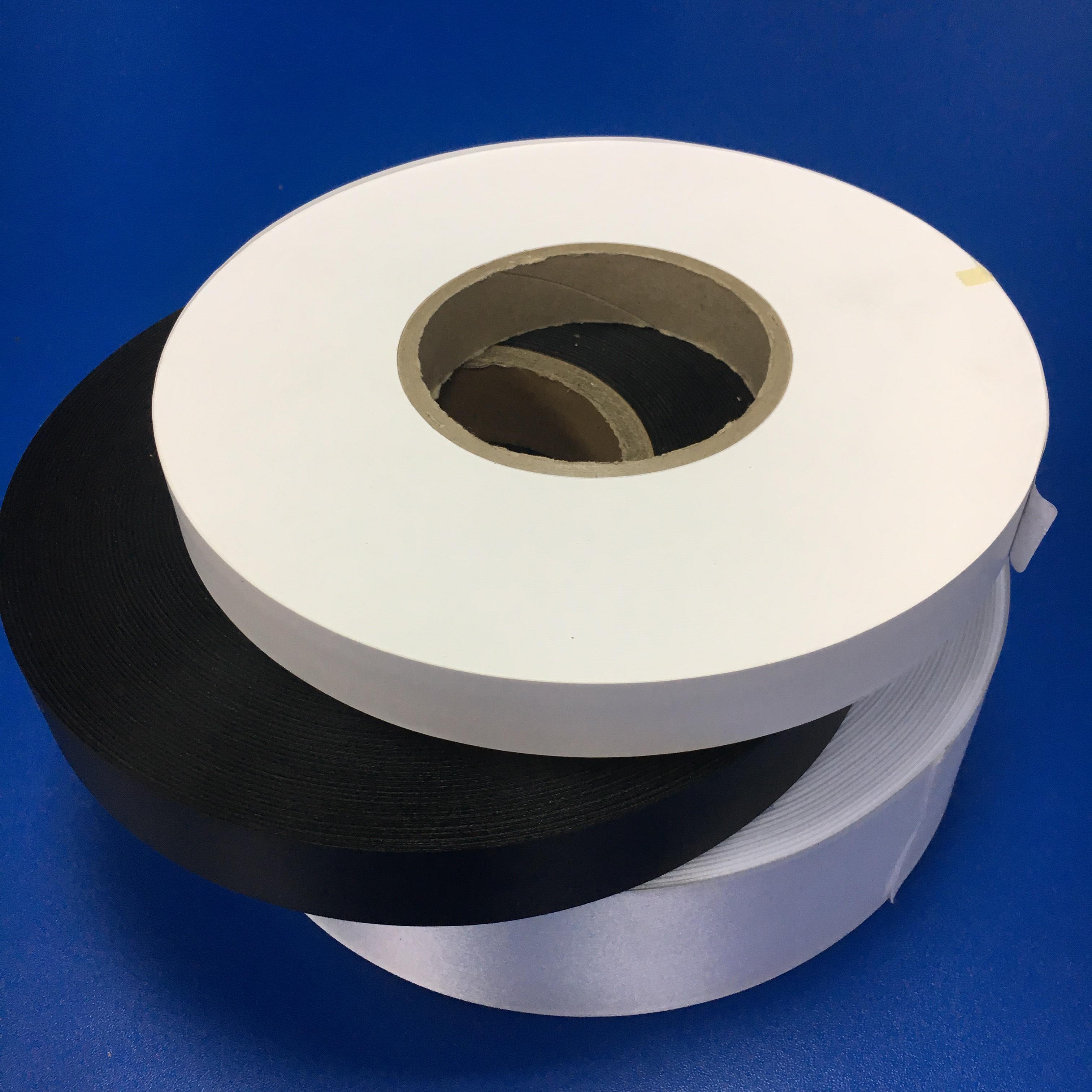 Нейлоновая и текстильная тканевая лента для печати вшивных этикеток термотрансферным методом