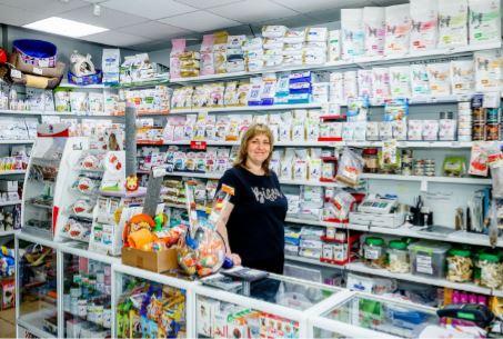 Виды пунктов продажи ветеринарных препаратов
