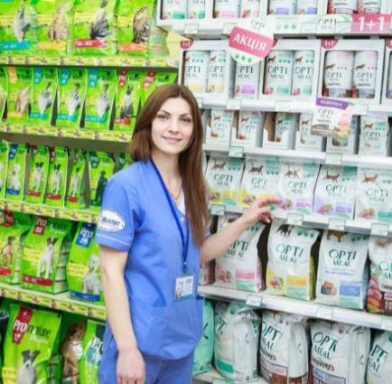 Выбор ассортимента для ветаптеки