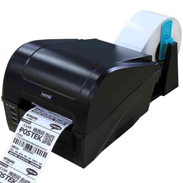 Принтер для печати одноцветных этикеток